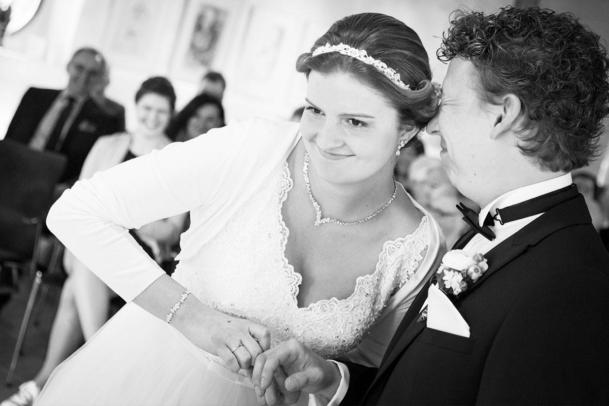 Hochzeit in der Buhlschen Mühle in Ettlingen