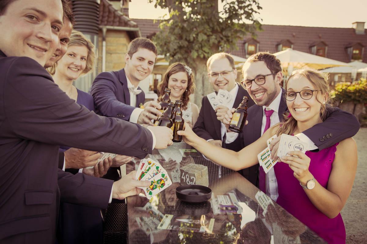 Hochzeitsfotografie Deutsches Weintor