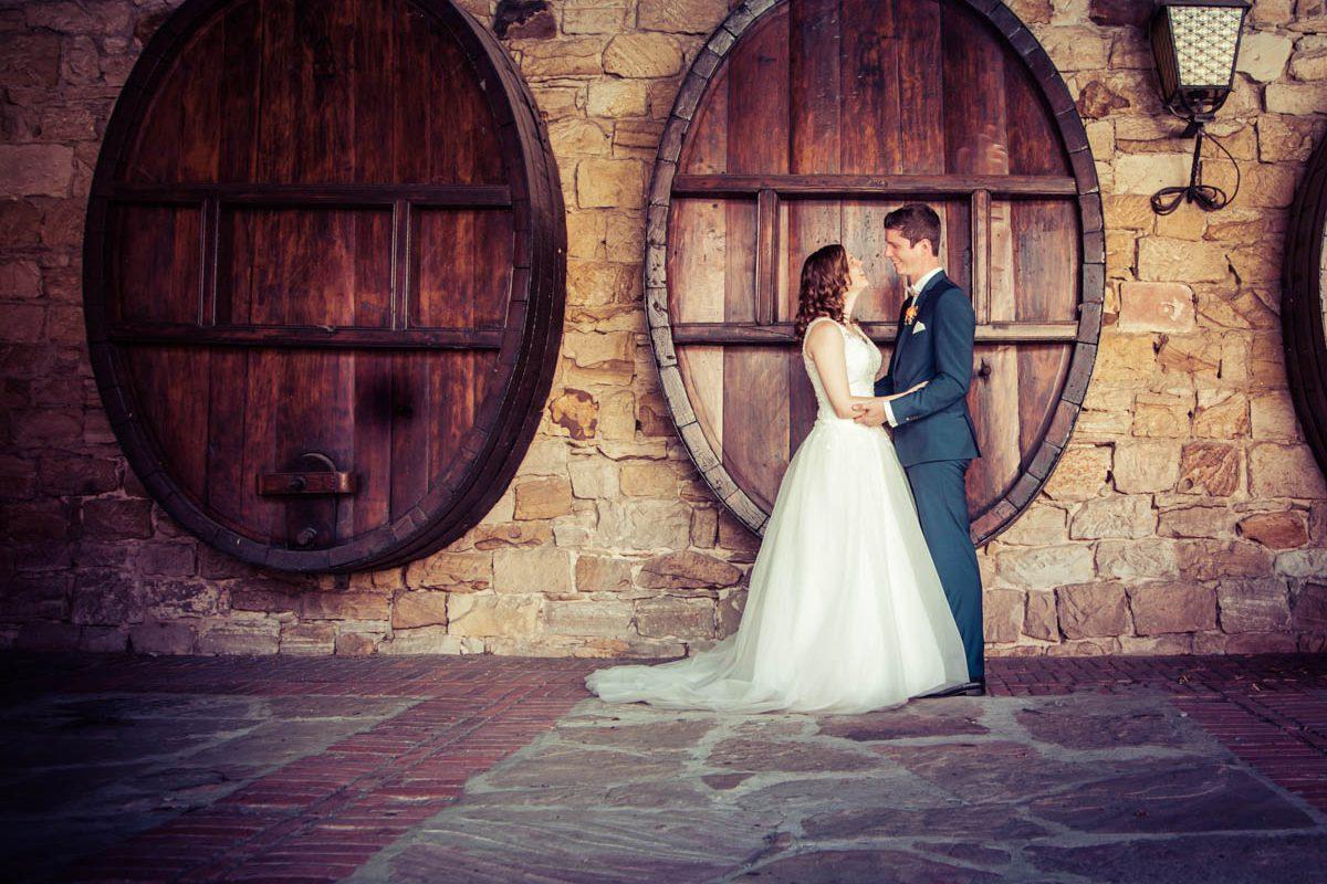 Deutsches Weintor - Hochzeitsfotografie